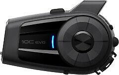 SENA 10C EVO BLUETOOTH COMMUNICATION FOR MOTORCYCLE HELMET 10C-EVO-01