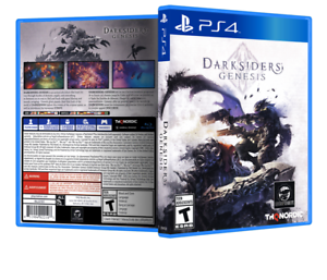 Darksiders: Genesis - ReplacementPS4 Cover and Case. NO GAME!!