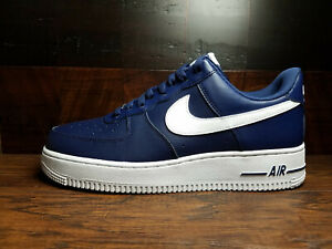 Details about Nike Air Force 1 Low AF1 [CJ0952-400] (Midnight Navy / White)  Mens SOLD OUT