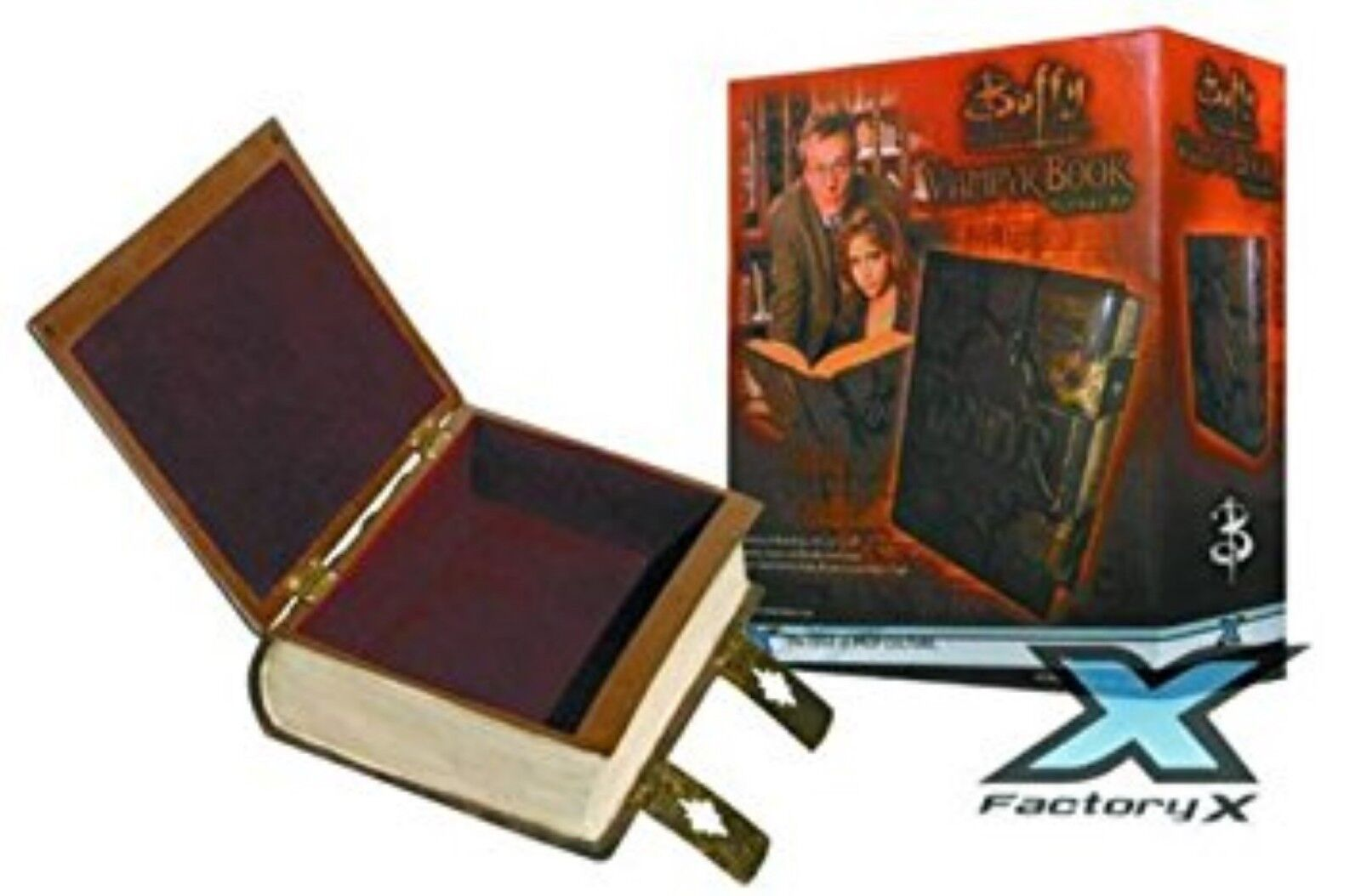Buffy the Vampire Slayer Vampyr Book NEW SEALED  ULTRA RAR