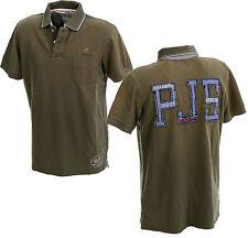 PARAJUMPERS BRANDON Polo Herren Poloshirt Shirt Polohemd Gr.L Army