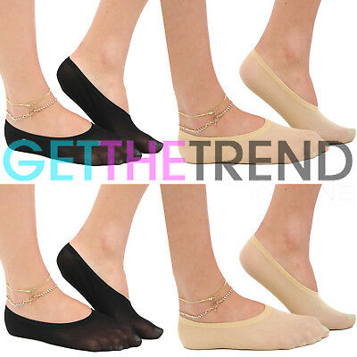 3,6,9,12 Pairs Women Invisible Cotton Socks Mens Liners Lightweight Pack Footsie Zur Verbesserung Der Durchblutung