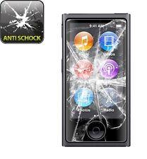 4x iPod Nano 7 Pellicola Protettiva ANTI-SHOCK schermo HD chiaro