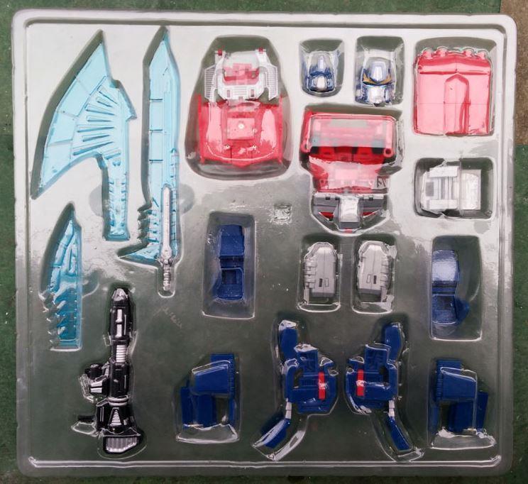 nuovo SND01 Primo Vitalis Upgrade Kit Apply Optimus Prime In stock