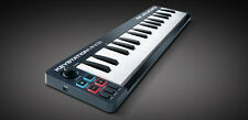 M Audio Keystation Mini 32-NUOVI - 32-key PORTATILE Tastiera Controller USB Midi