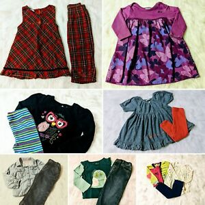 Baby-Girls-Size-24m-2t-Fall-amp-Winter-Clothing-Lot