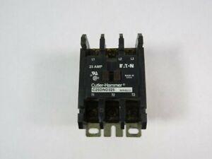 Cutler-Hammer-C25DND325A-Series-C1-Contactor-104-120V-50-60HZ-25A-WOW