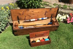 Vintage-Croquet-Set-A-W-Gamage-Holborn