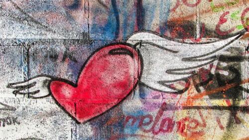 Neu Fototapete Vlies Tapete New wall art Graffiti street mural street art