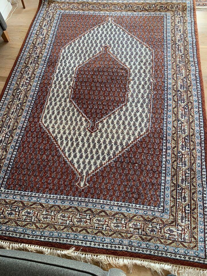 Gulvtæppe, ægte tæppe, b: 2 l: 3