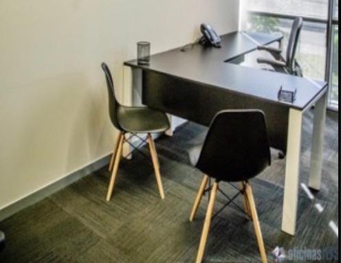 Oficina en Renta Santa Fe en Centro de negocios (m2o2266)