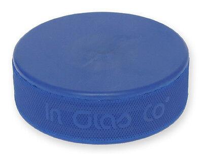 Blue Ice Hockey Puck 4 oz  ( 3 Pack)