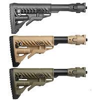 Fab Defense Tactical Folding Polymer Butt Stock For Vz 58 - Vz P