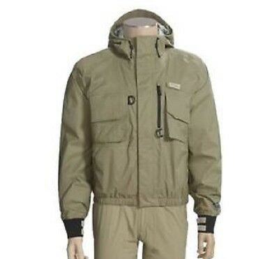 Olumbia Rain Destroyer Pfg Wading Jacket Mens Small Nwt