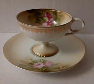 RS-Prussia-Floral-Demitasse-Miniature-Cup-amp-Saucer-Set