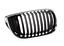 BMW-3-E46-Vorne-Kuehler-Rechts-Gitter-51137030546-7030546-Neu-Original Indexbild 1