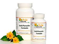 Anti-Parasite Formula 100 Vegetarian Capsules