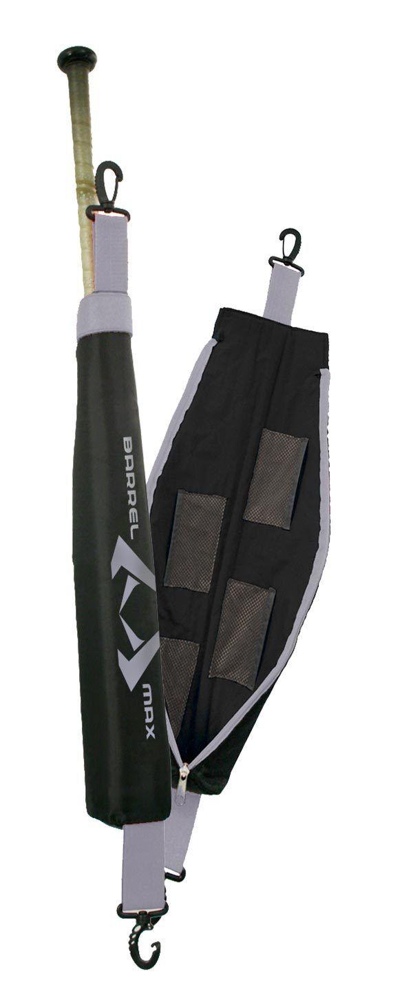 Barrel Max Bat Warmer BACKPACK BACKPACK BACKPACK for RAWLINGS TRIO VELO 5150 -3 SENIOR YOUTH BATS e274a2