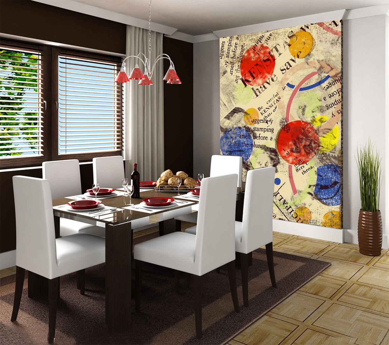 3D Gekritzel Plakat 824 Tapete Wandgemälde Tapete Tapeten Bild Familie DE Summer