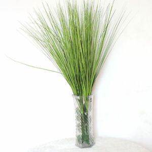 2pcs 55cm Artificial Plant Tree Orchid Grass Fake Plant Wedding Home Decor Green Ebay