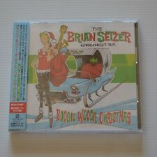 Brian SETZER ORCHESTRA - Boogie woogie christmas - 2002 CD JAPAN 13-TRACKS