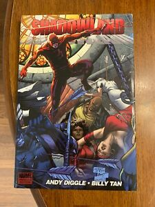 Daredevil-Shadowland-Hardcover