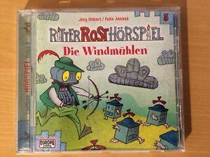 Tolles-Hoerspiel-von-Ritter-Rost-Die-Windmuehlen-RitterRostHoerspiel