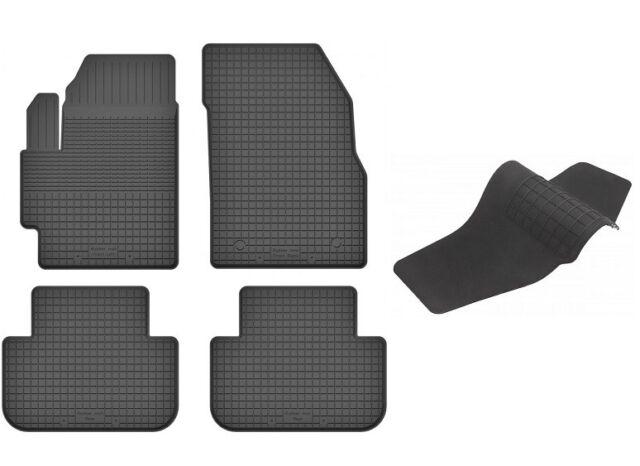 Für Mitsubishi Outlander III ab 12 Gummimatten Fußmatten Spezifisch Kpl.