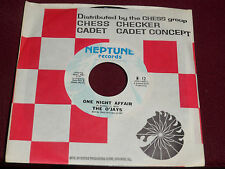 "THE O'JAYS ""One Night Affair"" Neptune N-12"