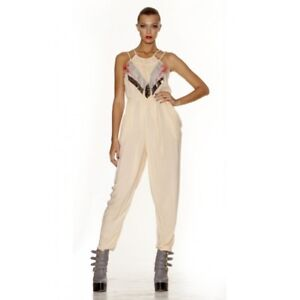 HOUSE-OF-WILDE-Here-Comes-The-Sun-Jumpsuit-HOWLO2056-100-Black-BNWT