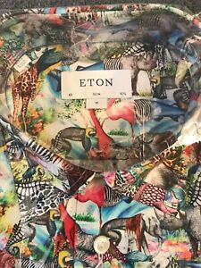 Eton-Shirt-nouvelle-collection-taille-40-slim-15-3-4