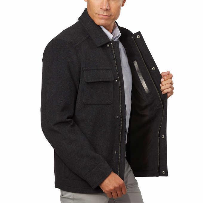 Pendleton Men's Waterproof Wool Blend Coat- Variety