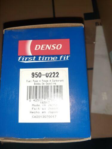 Fuel Pump and Strainer Set DENSO 950-0222 fits 06-07 Honda Accord 3.0L-V6