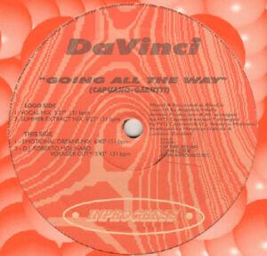 DaVinci-Going-All-The-Way-Inprogress-INX1060-Ita-1996