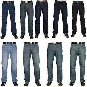 Levis-751-Jeans-Herren-Hose-Hosen-Weite-32-33-34-36-38-40-Laenge-Denim-Mode