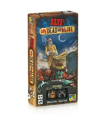 BANG DVG9109 DV Giochi Armed and Dangerous expansion