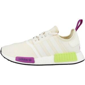 Details zu Adidas NMD_R1 Schuhe Herren Originals Freizeit Sneaker Turnschuhe white D96626