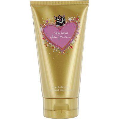 Glam Princess 150ml Satin Body Lotion for Women by Vera Wang