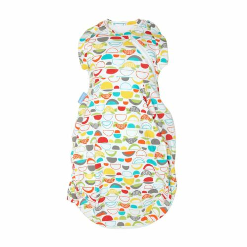 Talking Turtles GroSnug 2in1 Swaddle and Grobag HipHealthy, Newborn, Cosy