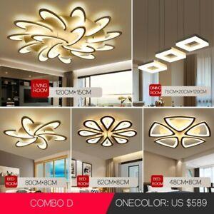 Acrylic Led Chandelier Lighting Lamp