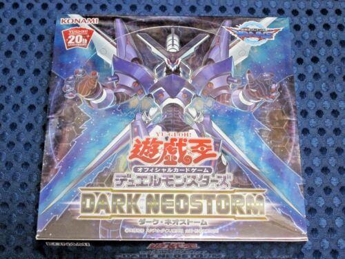 NEW Yu-Gi-Oh! VRAINS OCG Dark Neostorm BOX KONAMI Firewall Xceed Dragon JAPAN FS