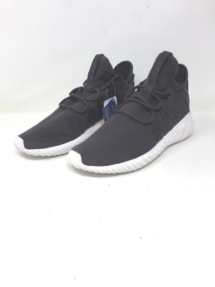 NWOB Adidas Women's Tubular Dawn BZ0631 US Sz 10 Black Mesh Ortholite C5