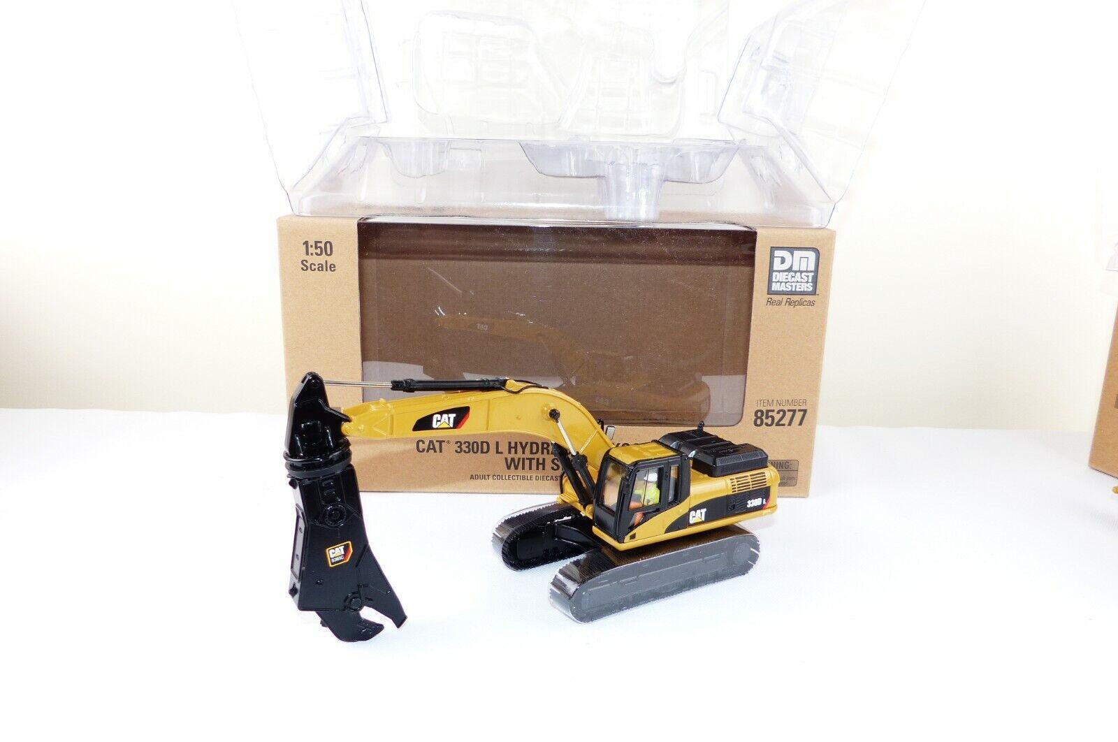 in vendita Diecast MASTERS N. 85277 è il modellololo della Scavatrice Cat Cat Cat 330D e a taglio NUOVO  in vendita online