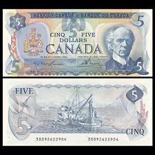 Canada 5 Dollars, 1979, P-92a, UNC