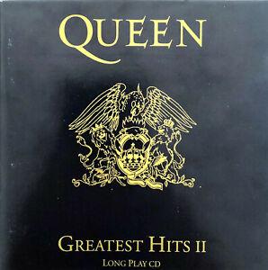 Queen-CD-Greatest-Hits-II-Europe-EX-EX