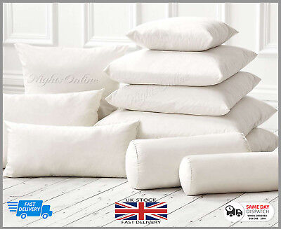 Luxury Hotel Quality Duck Feather/& Down Cushion Pads,Inserts,Inners All Sizes