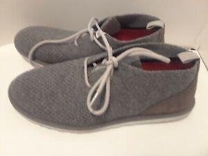UGG-Freamon-HyperWeave-Chukka-Shoe-Men-039-s-Size-11-Gray