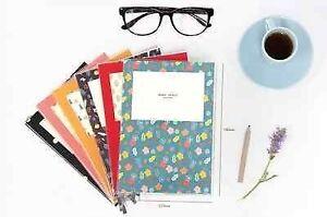 KOREAN-Journal-Notebook-Weekly-Monthly-Scheduler-Free-note-2015-Undated