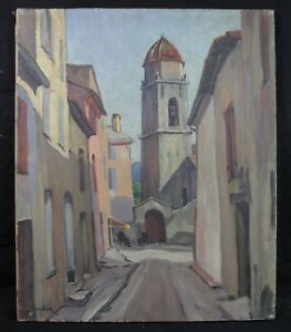 Rene-Deydier-1882-1942-Born-in-Avignon-Ville-Mittelmeer-Collioure-Marseille