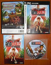 The Ant Bully - Bienvenido al Hormiguero [PC CD-ROM] Versión Española ¡COMPLETO!